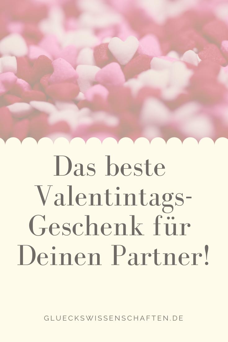 Das Beste Valentintags Geschenk für Deinen Partner