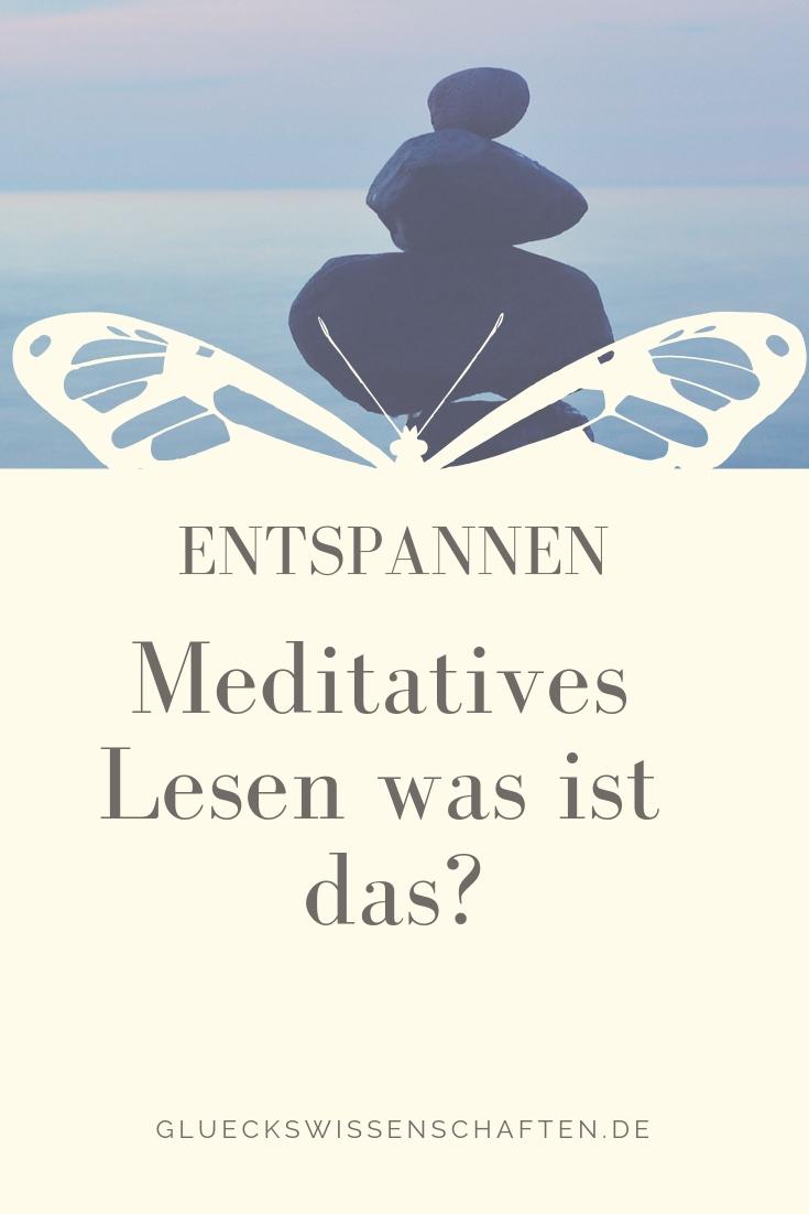 Meditatives Lesen was ist das?