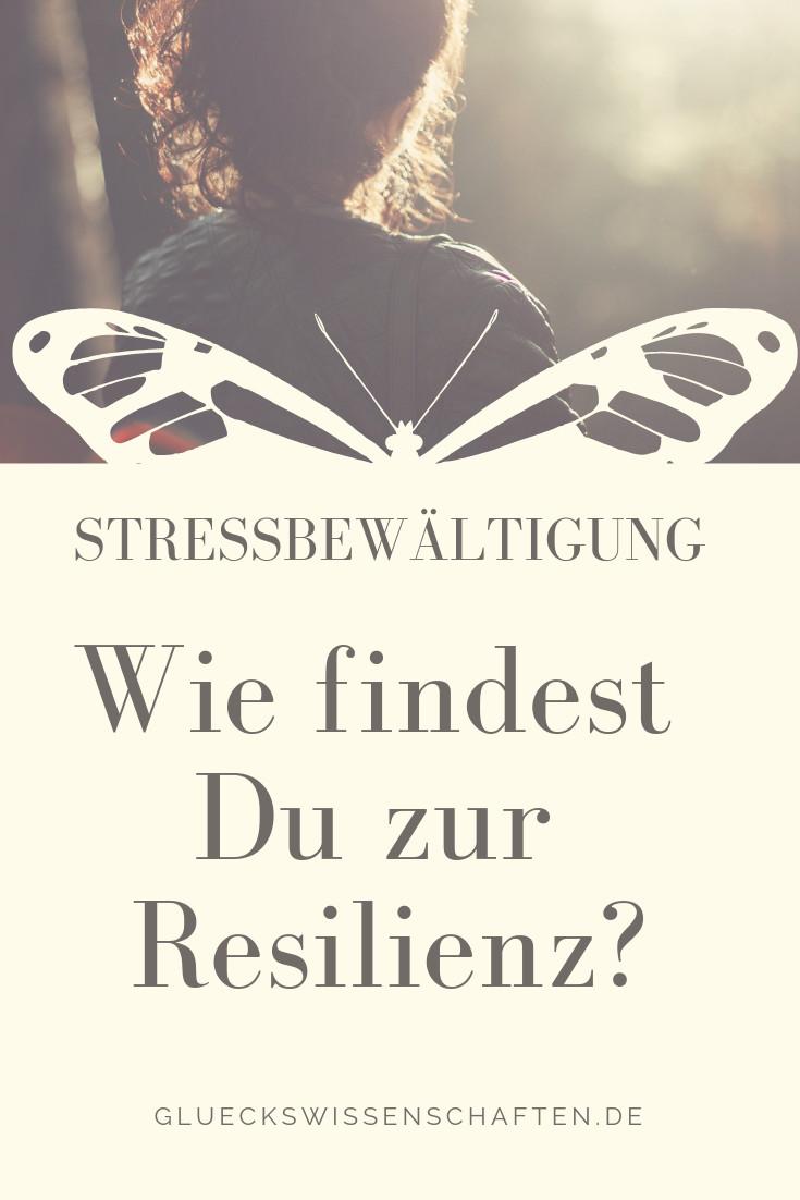 Wie findest Du zur Resilienz