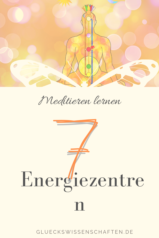 7 Energiezentren