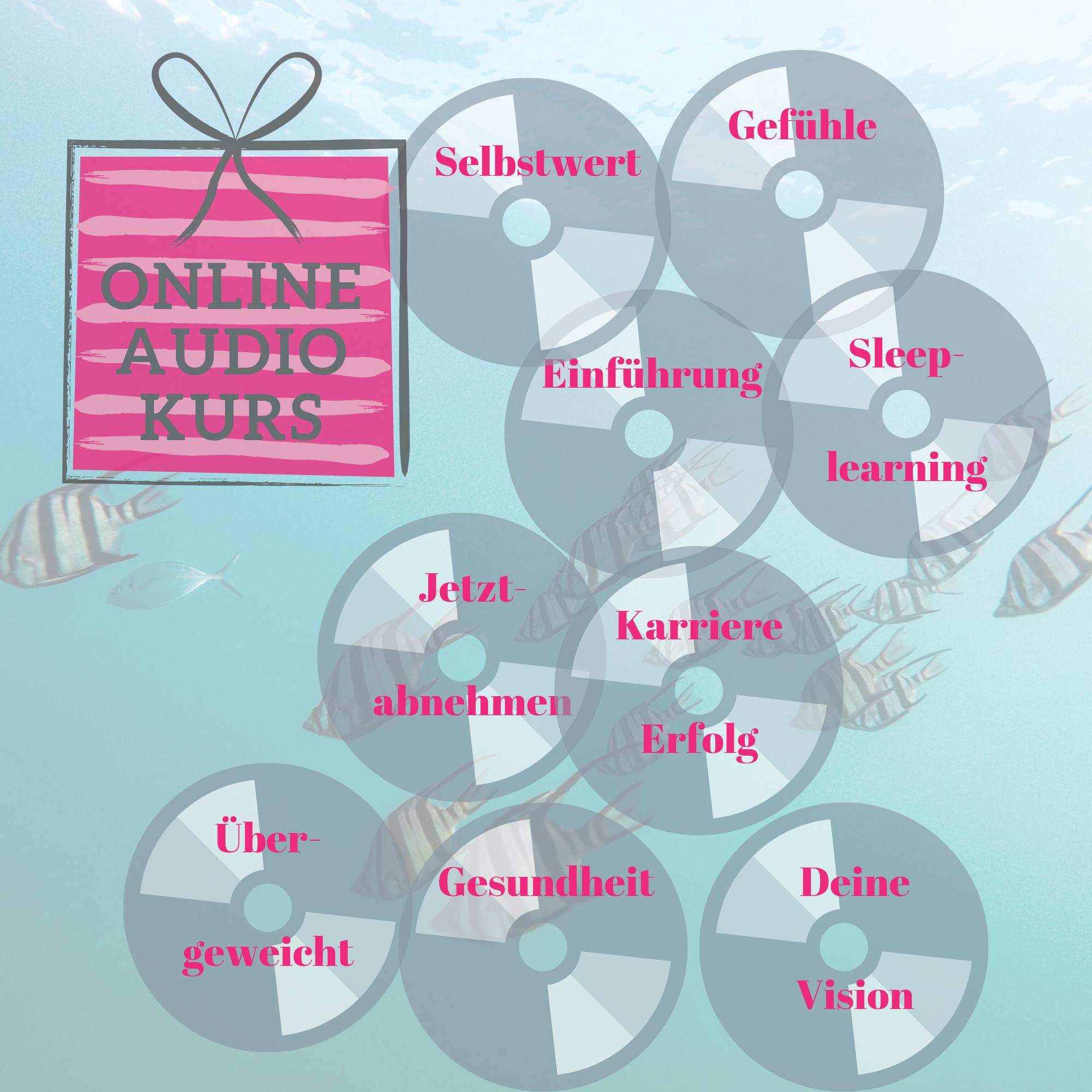 Online Audio Kurs - alle Kapitel