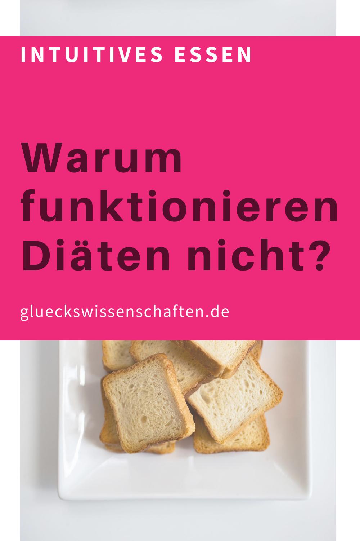 Glueckswissenschaften- Intuitives Essen - Schlaraffenland- Warum funktionieren Diäten nicht