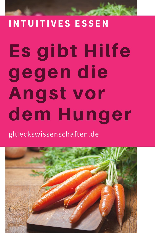 Glueckswissenschaften- Intuitives Essen - Schlaraffenland - Es gibt Hilfe gegen die Angst vor dem Hunger