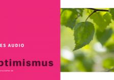 Glückswissenschaften -Neues Audio - Optimismus
