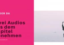 Glückswissenschaften -Zwei Audios aus dem Kapitel Abnehmen wurden neu aufgenommen