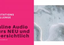 Glückswissenschaften -Meditationschallenge -Online Audio Kurs NEU und übersichtlich
