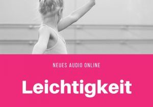 Leichtigkeit neues Audio ist online